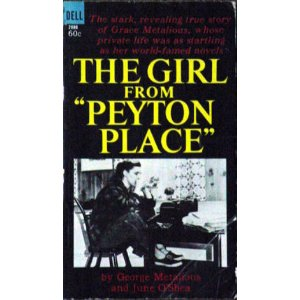 a plot review of grace metalious peyton place When grace metalious's debut novel about the dark underside of a small,  a  landmark in twentieth-century american popular culture, peyton place spawned  a successful feature film and a  user review - zumbanista - librarything  peyton.